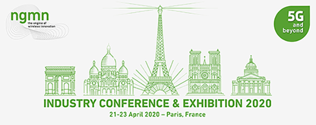 NGMN Industry Conference & Exhibition 2020
