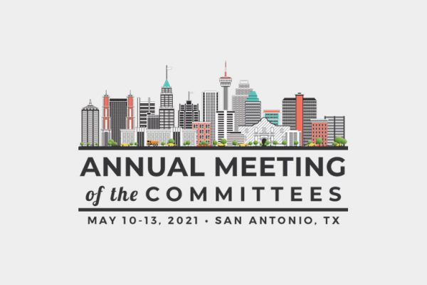 Annual Meeting of the Committees